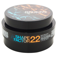 Redken Shape Factor 22 Sculpting Cream Paste, 1.7 Ounce