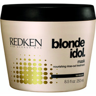 Redken Blonde Idol Mask, 8.5 Ounce