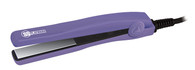 SS Platinum Miniature Flat Iron in Purple