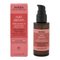 Aveda Nutriplenish Multi-Use Hair Oil 1 Oz