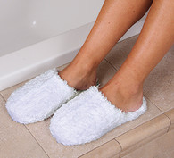 Kingsley Warm Fuzzy Slippers