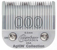 Oster Agion 76 Clipper Detachable Blade #000 (76918-026)