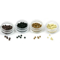 Hair Feather Beads - Multi Pack