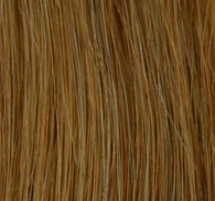 Human Single Clip-In Hair #10 (Medium Ash)