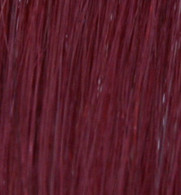 Human Single Clip-In Hair - Burgundy