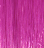 Synthetic Single Clip-In - Dark Fuxia