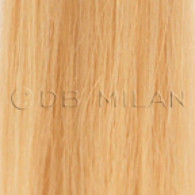 "Full Head Human Clip-In #613 (Light Blonde) 16"""