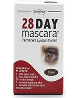 Godefroy 28 Day Mascara Brown (25 Application)
