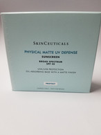 SkincCeuticals Physical Matte Uv Defense Sunscree Broad SpeCountrum SPF50 Travel Size 10 Mini Tubes