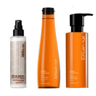 Shu Uemura Art of Hair Urban Moisture Shampoo (300ml) and Conditioner (250ml) PLUS WONDER WORKER SET