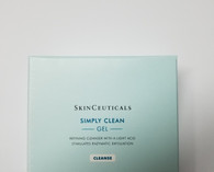 SkincCeuticals Simply Clean Gel Travel Size Pack of 10 Small Tubes Minis