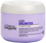 Loreal Series Expert Liss Unlimeted Masque 6.7 Oz