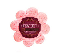Spongelle 1 Daisy Shaped with Peony Cassis Infusion 2.5 Oz