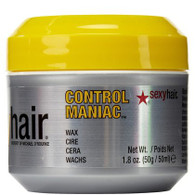 Short Sexy Hair Control Maniac Wax 1.8 Oz