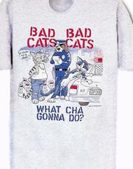 Hilarious feline parody of the popular TV show