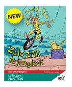 Zolo Zilli le jongleur (Level 2 Reader, Ages 7-12)