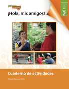(SJEA2A) ¡Hola, mis amigos! - Student Workbook