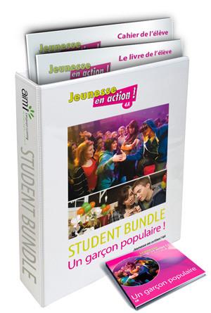 Un garcon populaire! Student Bundle