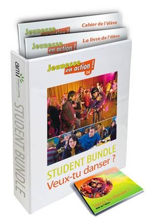 Veux-tu danser? Student Bundle