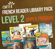 French Reader Library Pack, Level 2, 'Developing proficiency'