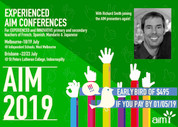 MELBOURNE  Experienced AIM Conference (FRENCH, MANDARIN, SPANISH, JAPANESE) JULY 18-19