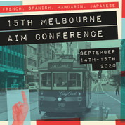 15th Melbourne AIM Conference (14-15 Sept. 2020)