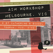 Melbourne AIM Workshop (March 5th 2020)
