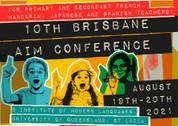 10th Brisbane AIM Conference 19-20/08/2021