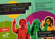 Online Japanese AIM Workshop (Step 1) 18/10/2021