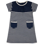 JoJo Maman Bébé Breton Stripe Dress