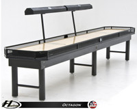 Hudson Octagon Shuffleboard Table
