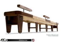 Hudson Dominator Shuffleboard Table
