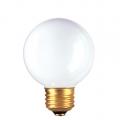 Medium Base (E26) - White