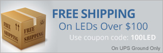 Free Shipping on oders over $100