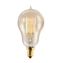 25 Watt Mini Nostalgic A15 Lamp Thread