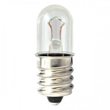 1821 Miniature Lamp  -  28v  .17 Amp - T3.25 Shape - Mini Screw Base