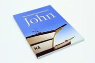 Keystone Bibles: The Gospel According to John - Large Print