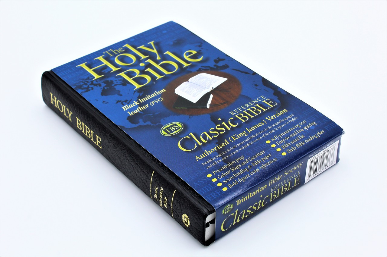Trinitarian Bible Society: Classic Reference Bible (more