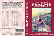Psalms, Volume 3 - MP3