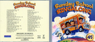 Sunday School Singalong Volume 1 - Patch The Pirate CD