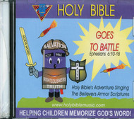 Holy Bible Goes to Battle CD
