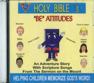 """BE"" Attitudes - CD"