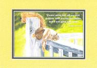 KJV Scripture Encouragement Card - Squirrel