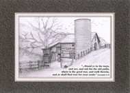 KJV Scripture Encouragement Card - Silo