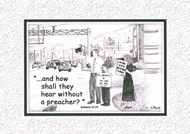 KJV Scripture Encouragement  Card - Street Preach