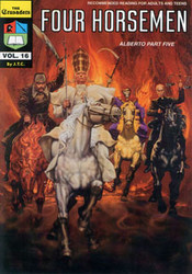 Four Horsemen - Comic Book