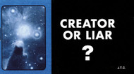 Creator or Liar? - Tract