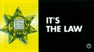 It's The Law - Tract
