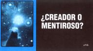 Spanish: Creator or Liar - Tract