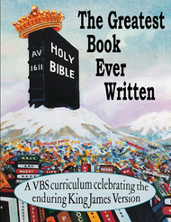 The Greatest Book Ever Written - VBS Curriculum